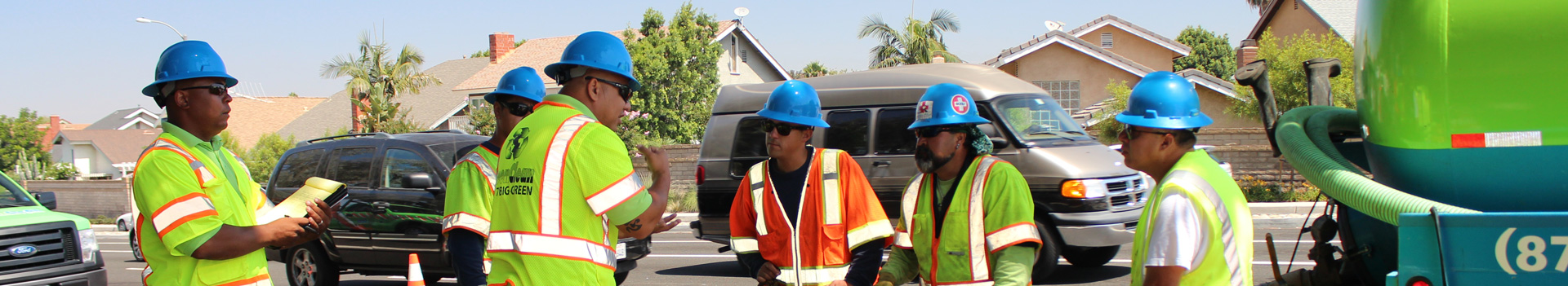 cleaning and waste management
