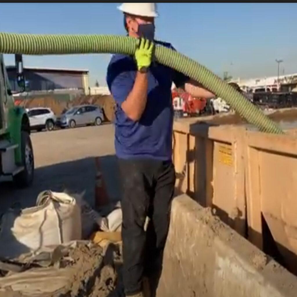 hazardous waste cleanup companies